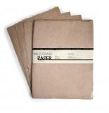 Hemp Paper Natural / Deckled Edge image