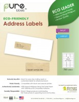 Address Labels - PURE Labels image