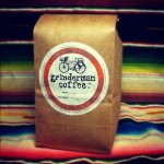 Fair-Trade-PURE-Labels-on-Grinderman-Coffee-Bag-300x300