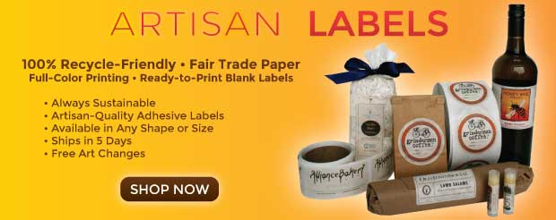 Visit PureLabels.com to find more information on Artisanal Labels