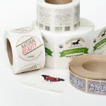 Pure Labels EcoFriendly Custom Printed
